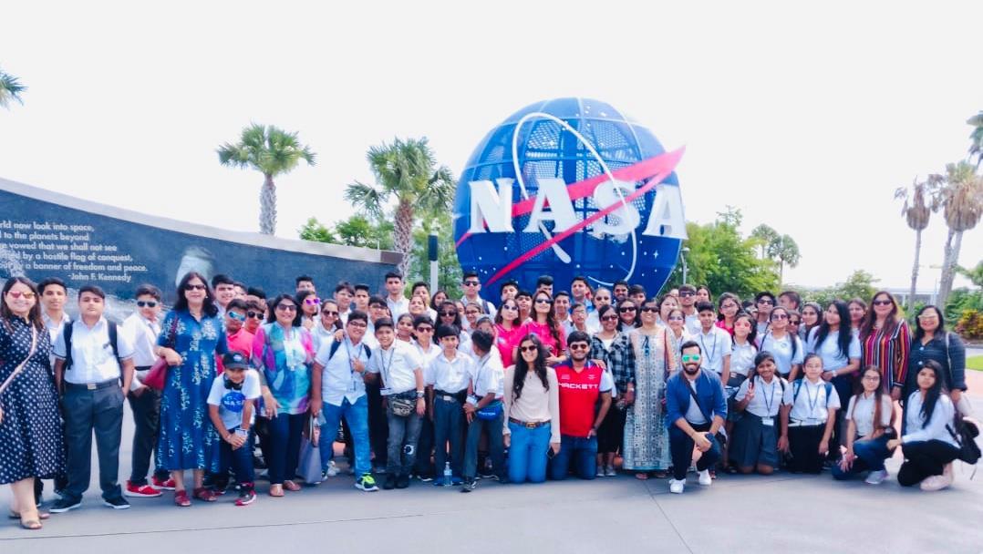 Prudence Summer 2019 at NASA